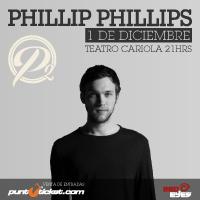 Phillip Phillips Teatro Cariola - Santiago