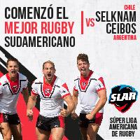 Super liga Americana de rugby 2020 Estadio Nacional - Santiago