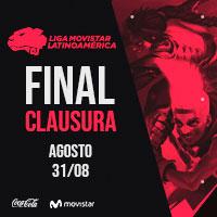 Final Liga Movistar Latinoamerica-Clausura La Tortuga de Talcahuano - Talcahuano