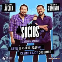 Socios Enjoy Coquimbo - Coquimbo