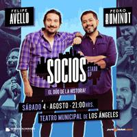 Socios Teatro Municipal de Los Angeles - Los Ángeles