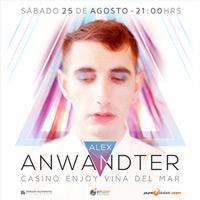Alex Anwandter - En Vivo Enjoy Viña del Mar - Viña del Mar