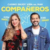 Alison Mandel y Pedro Ruminot Enjoy Viña del Mar - Viña del Mar