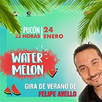 Felipe Avello - Watermelon Enjoy Pucón - Pucón