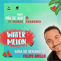 Felipe Avello - Watermelon Enjoy Viña del Mar - Viña del Mar