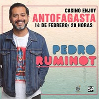 Pedro Ruminot Enjoy Antofagasta - Antofagasta