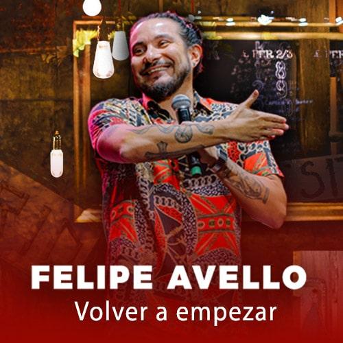 Felipe Avello Streaming Punto Play - Santiago