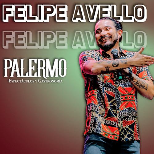 Felipe Avello Café Palermo - Providencia