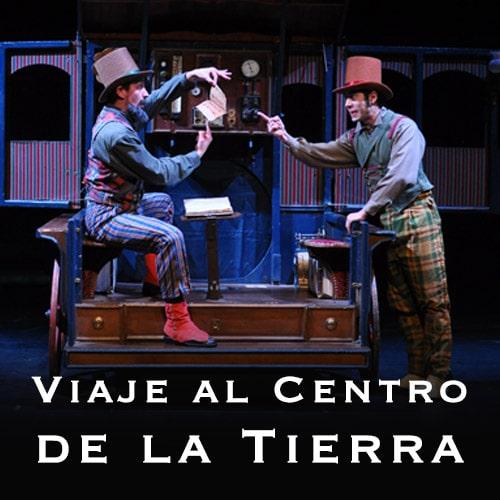 Teatrocinema - Viaje al Centro de la Tierra Streaming. - Santiago
