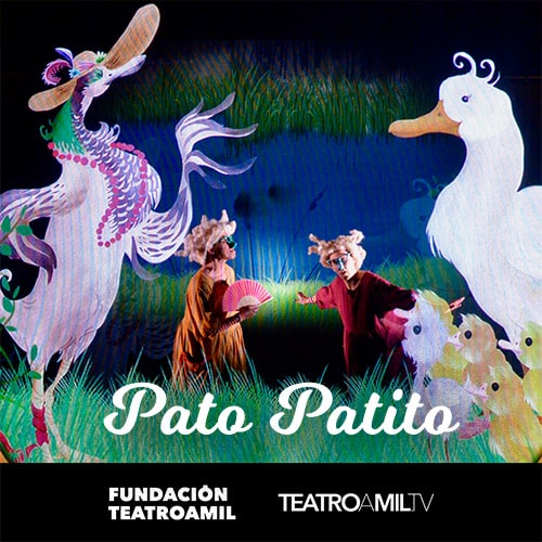 Teatrocinema - Pato Patito Streaming. - Santiago