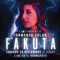 Fakuta Cine Arte Normandie - Santiago