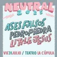 Festival Neutral Centro Cultural Teatro La Cúpula - Santiago