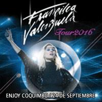 Francisca Valenzuela Enjoy Coquimbo - Coquimbo