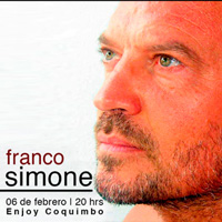 Franco Simone Enjoy Coquimbo - Coquimbo