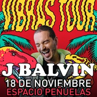 J Balvin Espacio Peñuelas - Coquimbo