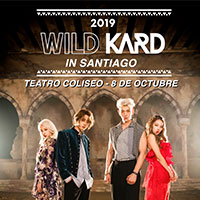 KARD Teatro Coliseo - Santiago