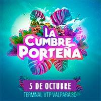 La Cumbre Porteña VTP de Valparaíso (Muelle Barón) - Valparaíso