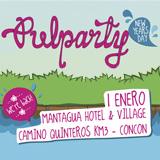 Corona Pulparty NYD Mantagua Hotel Village - Concón