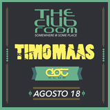 Timo Maas Dot Club Chile - Huechuraba