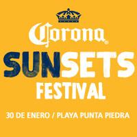 Corona Sunsets Festival Playa Punta Piedra - Concón