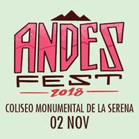 Andes Fest 2018 Coliseo Monumental de La Serena - La Serena