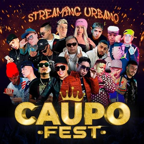 Caupo Fest Streaming Punto Play - Santiago