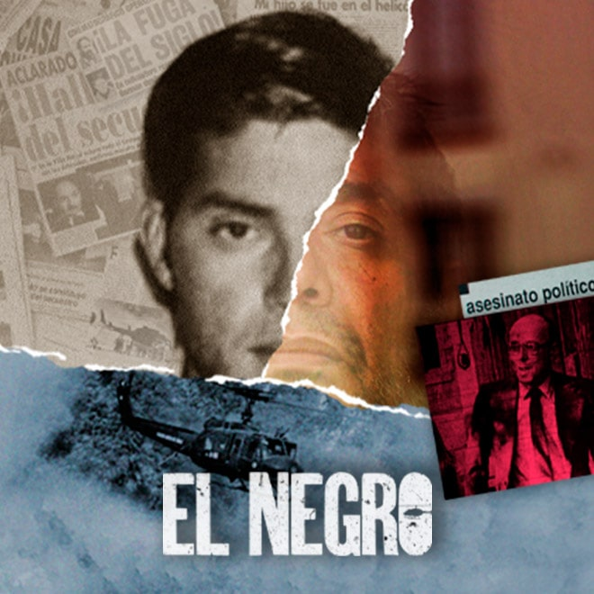 El Negro Streaming Punto Play - Santiago