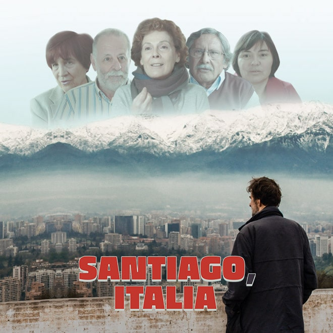 Santiago, Italia Streaming Punto Play - Santiago
