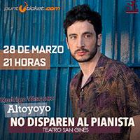 Rodrigo Vásquez Teatro San Ginés - Sala 1 - Providencia