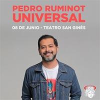 Pedro Ruminot Centro Cultural San Ginés - Sala Principal - Providencia