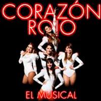 Corazón Rojo, al ritmo de la vida Teatro San Ginés - Sala 1 - Providencia