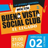 Buena Vista Social Club: El Legado Centro Cultural San Ginés - Sala Principal - Providencia