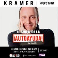 "Stefan Kramer ""Autoayuda"" Centro Cultural San Ginés - Sala Principal - Providencia"