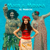 Maui y Moana Centro Cultural San Ginés - Sala Principal - Providencia