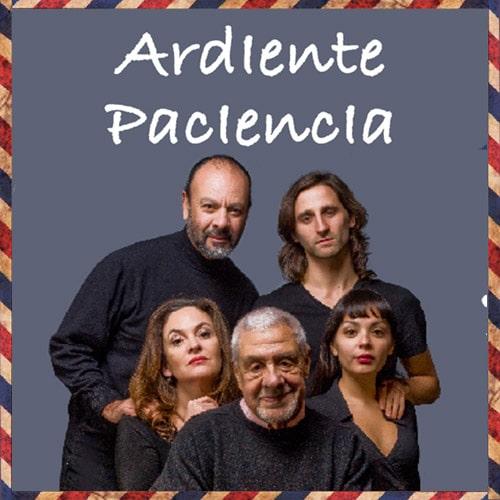 Ardiente Paciencia Streaming Punto Play - Santiago