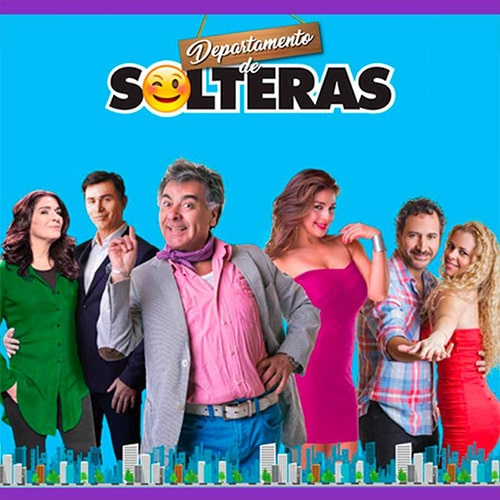 Departamento de Solteras Streaming Punto Play - Santiago