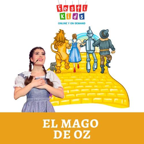 El Mago de OZ Streaming Punto Play - Santiago