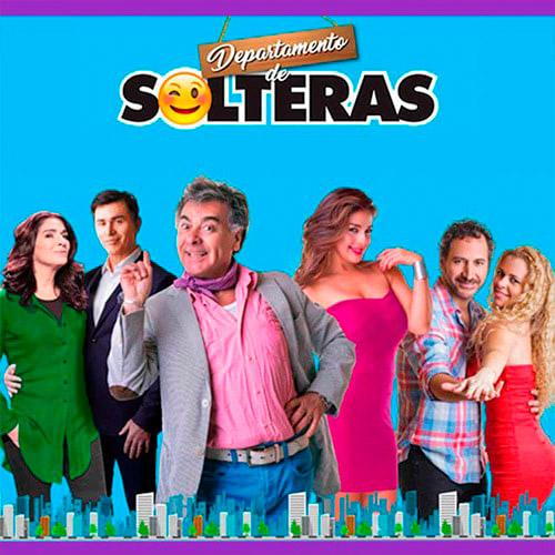 Departamento de Solteras Streaming Punto Play - Santiago