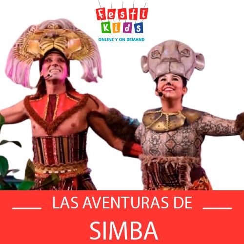 Las Aventuras de Simba Streaming Punto Play - Santiago