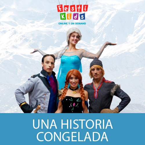 Una Historia Congelada Streaming Punto Play - Santiago