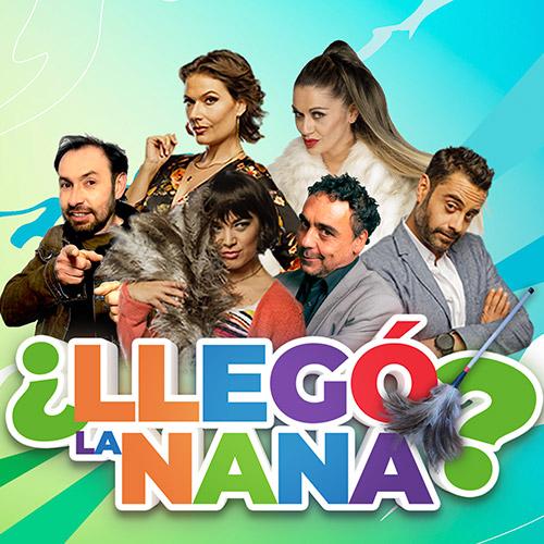 Llegó la Nana Teatro San Ginés - Sala 1 - Providencia