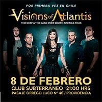 Visions of Atlantis Club Subterráneo - Providencia