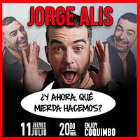 Jorge Alís Enjoy Coquimbo - Coquimbo