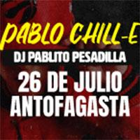 Pablo Chill-E y Dj Pablo Pesadilla Rock And Soccer - Antofagasta