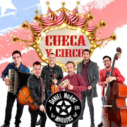 Daniel Muñoz y Los Marujos Golden Circus - Huechuraba