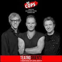 De COPS - ANIVERSARIO 10 AÑOS Teatro Oriente - Providencia