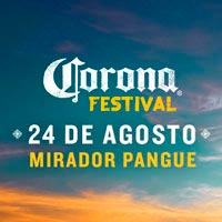 Corona Festival Mirador Pangue, Lo Barnechea - Lo Barnechea