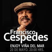 Francisco Cespedes Enjoy Viña del Mar - Viña del Mar