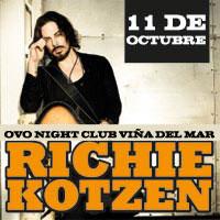 Richie Kotzen Enjoy Viña del Mar - Viña del Mar