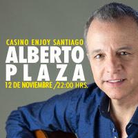 Alberto Plaza Enjoy Santiago - Los Andes